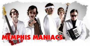 memphis Maniacs Schagen Popweekend