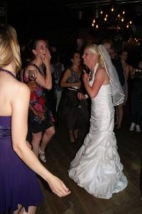 Feest op bruiloft met DJ Marcel Meijer