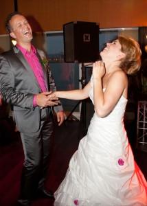 Bruiloft Roel en Channa DJ Marcel