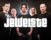 jewelste, band, bookings, boeken, promo
