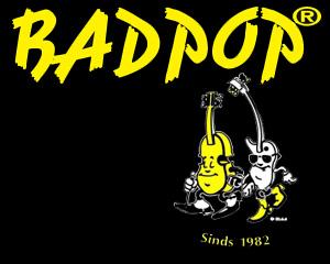 Badpop, logo, Waarland,