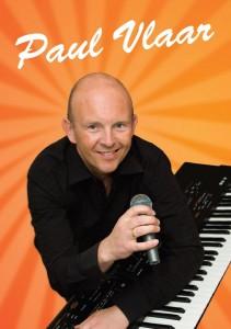 Boek, Paul Vlaar, Zanger, entertainer,