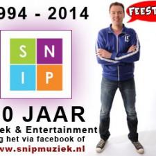 SNIP, Marcel Meijer, Muziek, Entertainment,