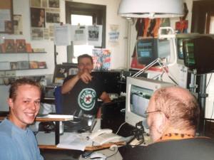 radio, dj, marcel meijer,