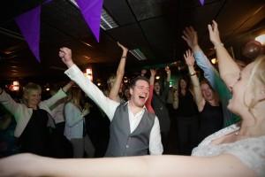 trouwerij, feest, bruiloft, dj,