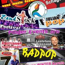 evenementen, kermissen, Noord, Holland, overzicht, data, informatie, 2015