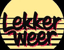 band, logo, Lekker Weer, foto