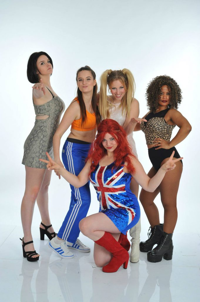 Totally, Spice, Girls, tribute, boeken,