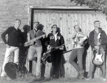 Persfoto, Vaart, de band, Nederpop, eigen werk,