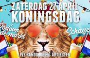 Koningsdag, 2019, Schagen, Noord-Holland