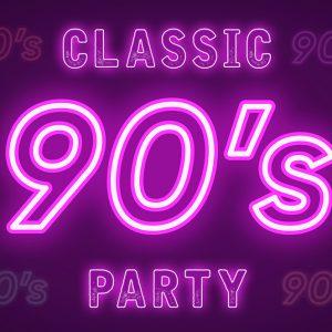 Classic, 90's party, boeken, muziek, foute uur,