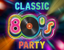 classic, 80's, party, boeken, we love the,