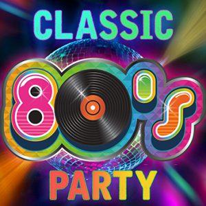 classic, 80's, party, boeken, we love the,