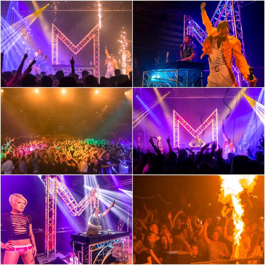 Tribute show, foto's, foto, M-show, dj, bands, legends