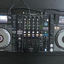 dj-set huren pioneer cdj 2000 cdj 900