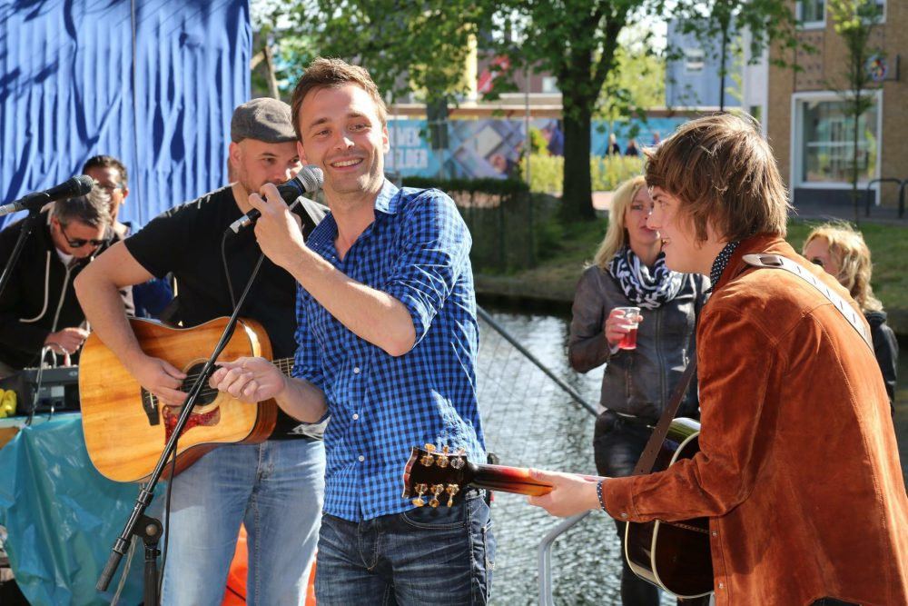 Dag van de muziek, Den Helder, programma, informatie, Joost Dobbe,