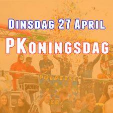PKoningsdag, Koningsdag, 2021, datum
